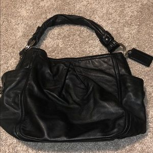 Coach leather purse. $45